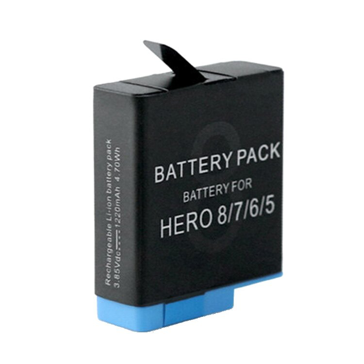 GOPRO HERO8 7 6 5 BLACK 電池 全解碼 副廠