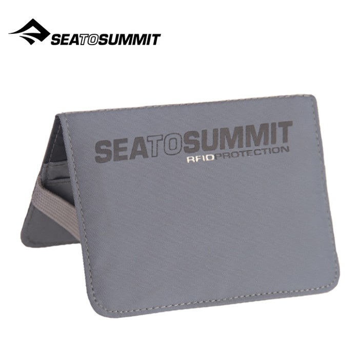 【Sea To Summit 澳洲】旅行隨身包 RFID 旅行安全卡片夾 資料防盜 (ATLCHRFID)