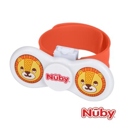 Nuby防蚊轉轉樂獅