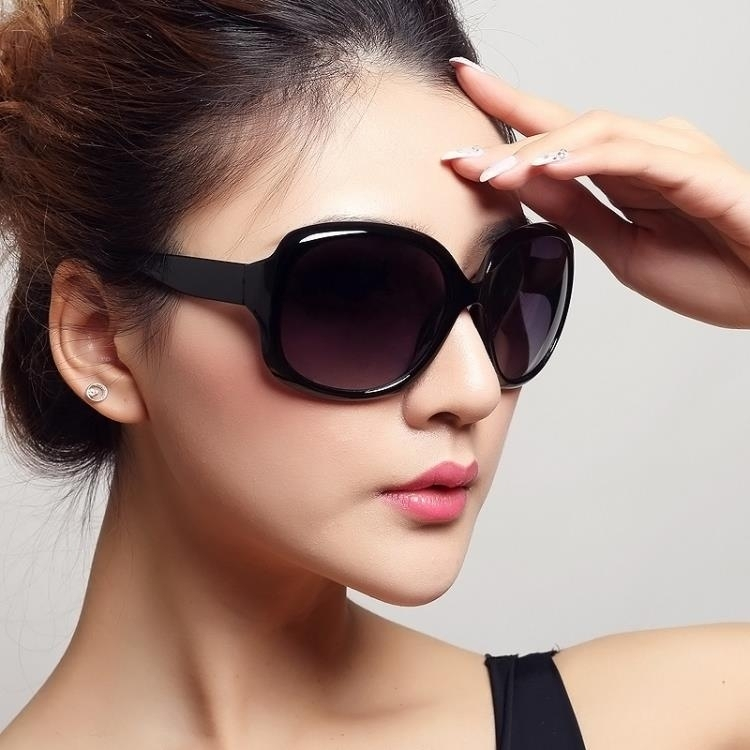 【夏季新款】太陽鏡  時尚款太陽鏡女 防紫外線墨鏡