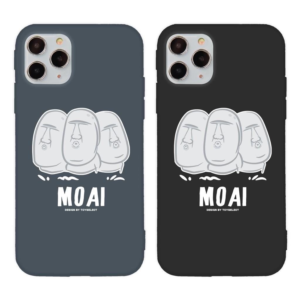【TOYSELECT】MOAI摩艾搞笑三兄弟iPhone手機殼