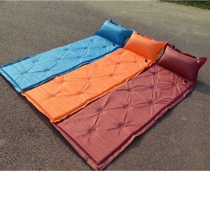 充氣床墊 自動充氣墊戶外帳篷睡墊午休床墊單人加厚便攜防潮墊辦公室墊 『MY5883』