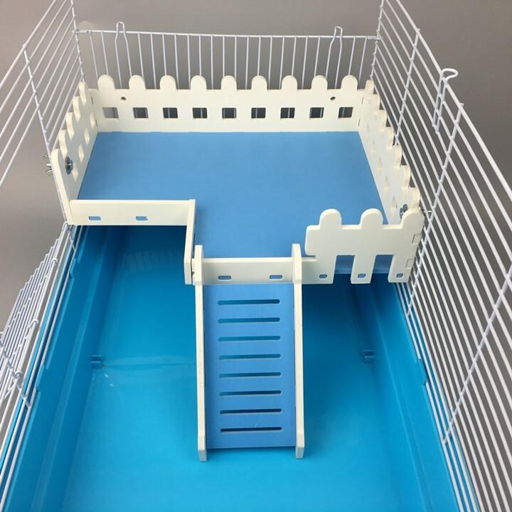 倉鼠基礎籠專用柵欄平臺