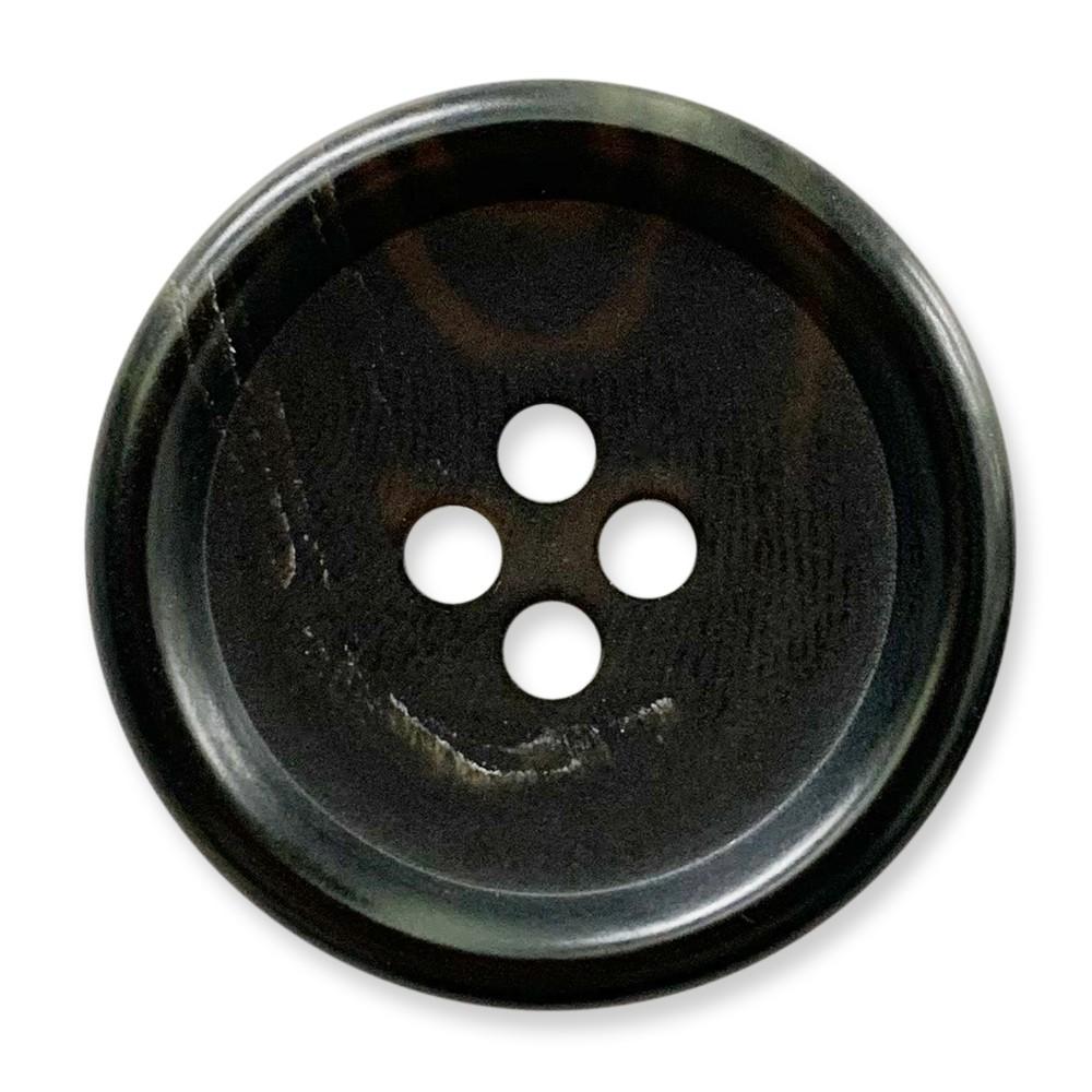 日本製/尿素釦UREA/霧面/4孔/ 7164 49號色/ 10顆/組 西服鈕釦 BIOMASS