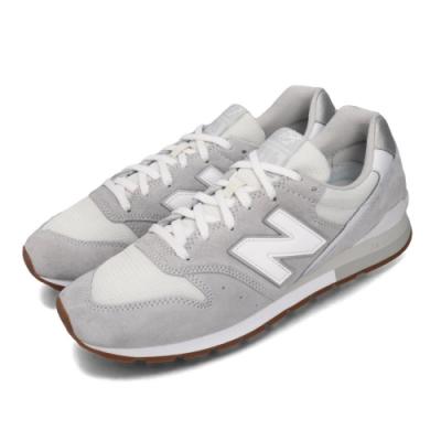 New Balance 996系列 運動鞋 復古 休閒鞋 麂皮 灰 男鞋 CM996SMGD