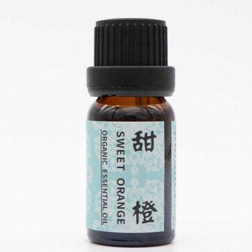 YeeShu  沭精油10ML《 甜橙精油》~源自法國 百年純粹~for yoga .Geranium.essential oil