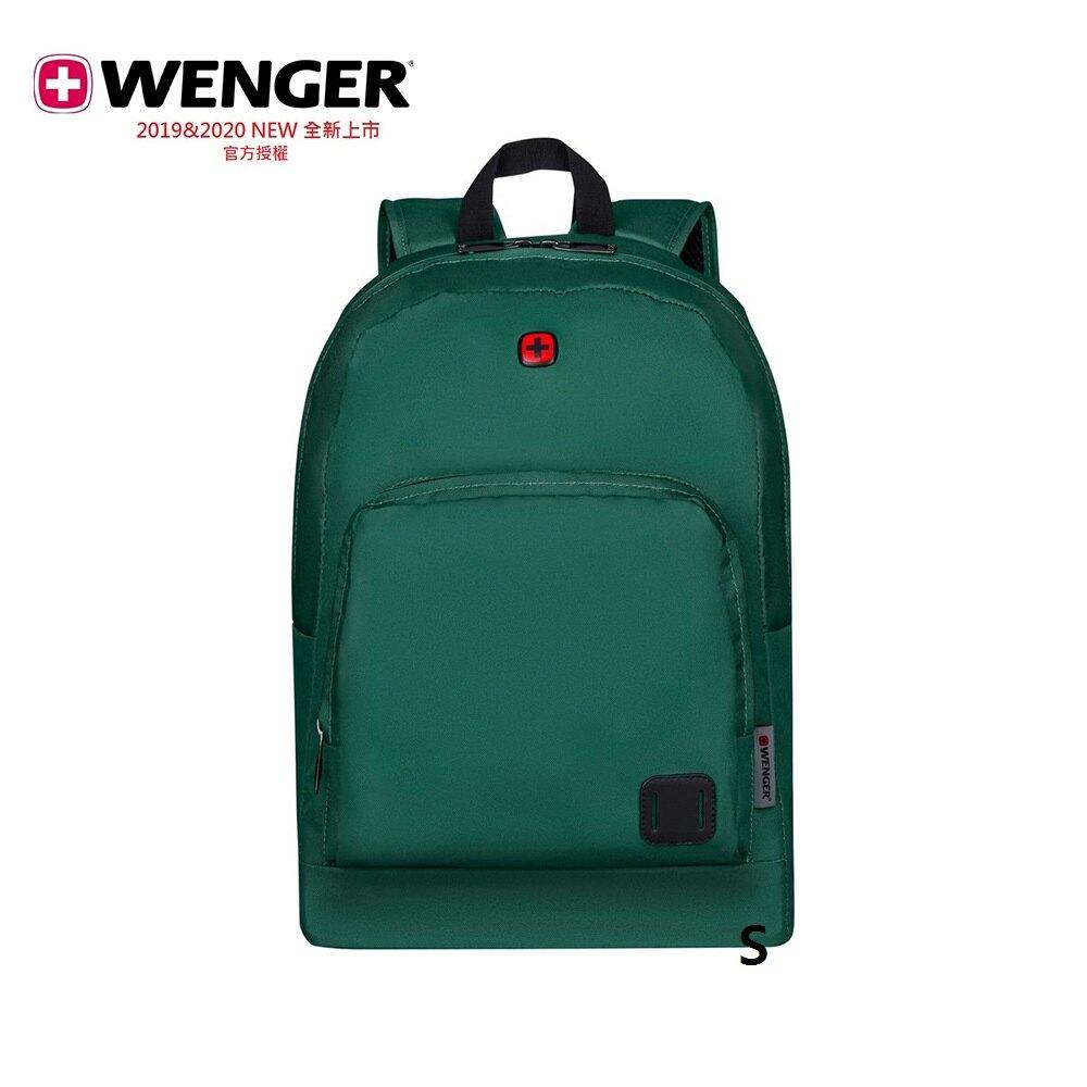 WENGER 威戈 Crangoc 16吋電腦後背包 綠色 610197