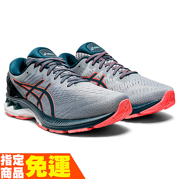 ASICS GEL-KAYANO 27 一般楦 男慢跑鞋 支撐型 灰 1011A767-021 贈1襪 20FWO