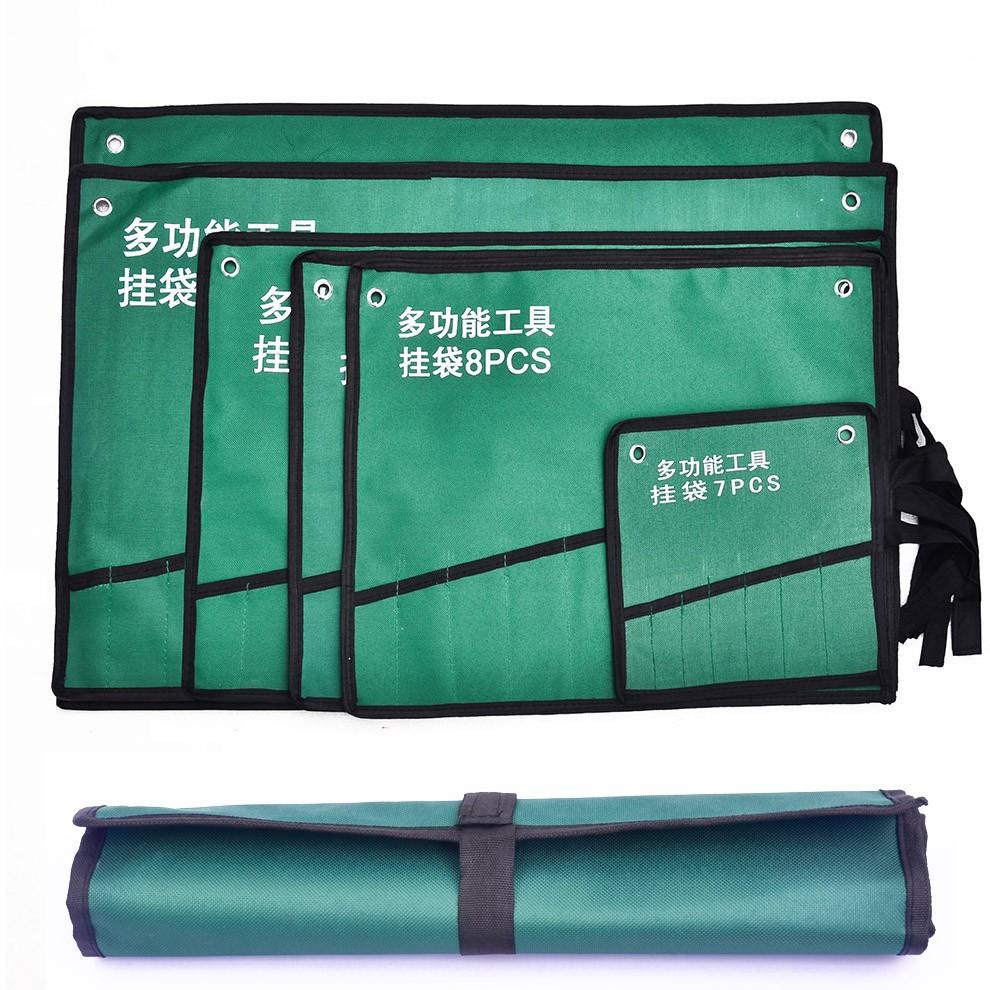 zr01滿180出貨上匠 多功能工具掛袋套裝 帆布工具包 兩用 梅花 呆扳手掛袋子