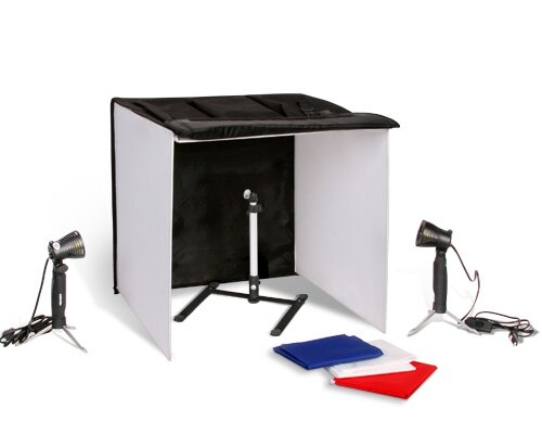 Godox 神牛 DF-02 505050cm 摺合行動攝影棚 含四色背景(DF-02/50公司貨)