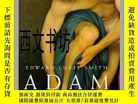 二手書博民逛書店【罕見】1998年 Adam: The Male Figure