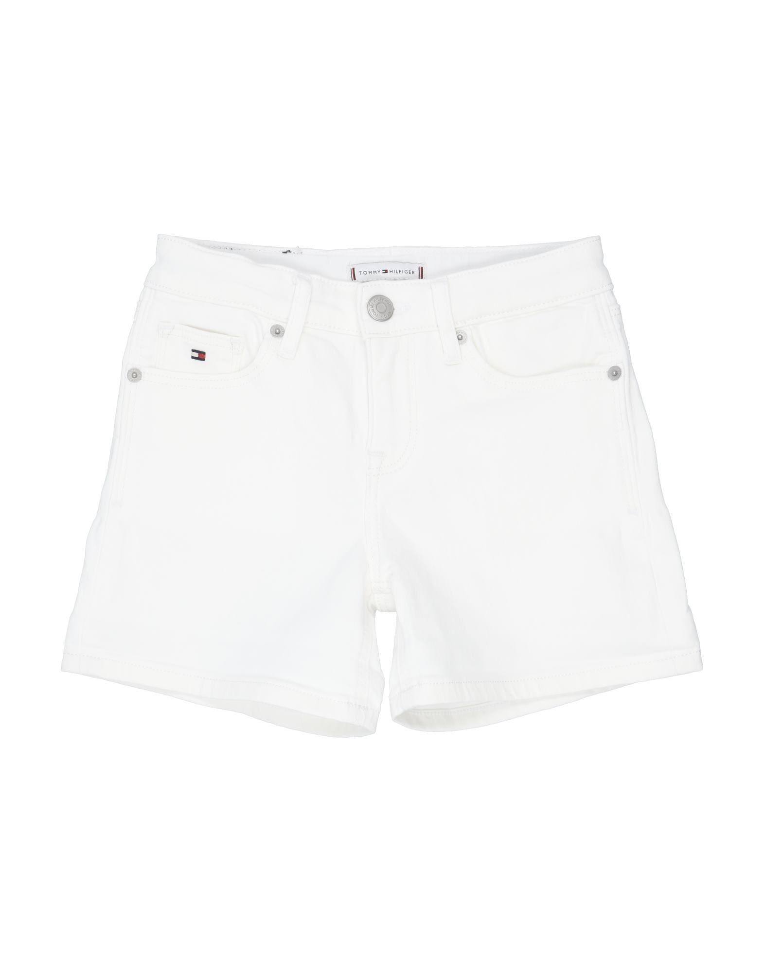 TOMMY HILFIGER Denim shorts - Item 42797573