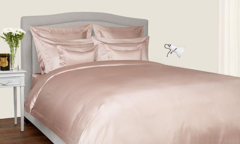 Gingerlily Silk Square Pillowcase (65Cm X 65Cm)