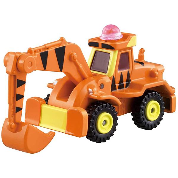 TOMICA 迪士尼小汽車 DM-09 跳跳虎挖土機