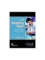 二手書博民逛書店《Reading Keys New Edition 2 Stud