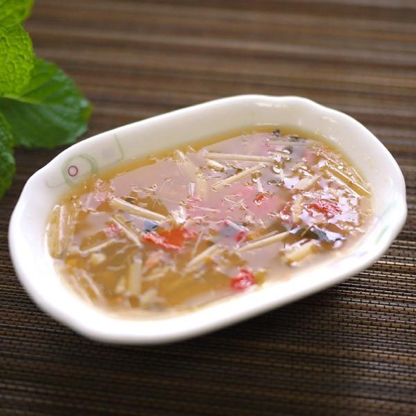 【安永鮮物】泰式檸檬魚醬(120g/包)