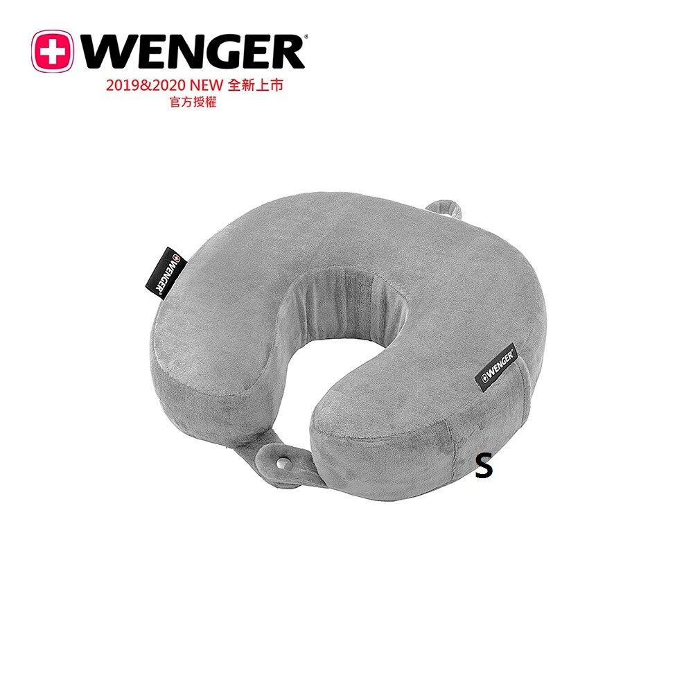 Wenger 604575 記憶頸枕/灰
