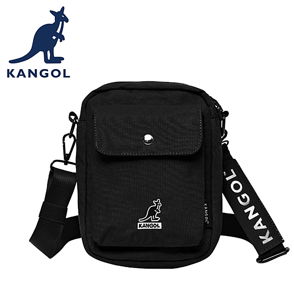 【橘子包包館】KANGOL 英國袋鼠 側背包/斜背包 69553009