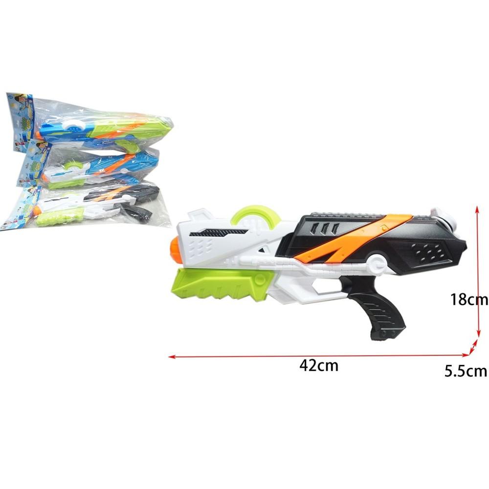玩家級 軌道 打氣 水槍 42cm 夏日沙灘玩具 水槍 cf139170
