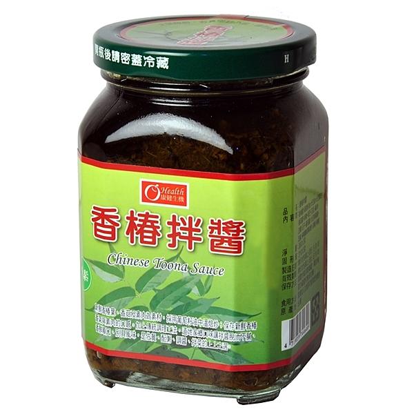 康健香椿拌醬380g