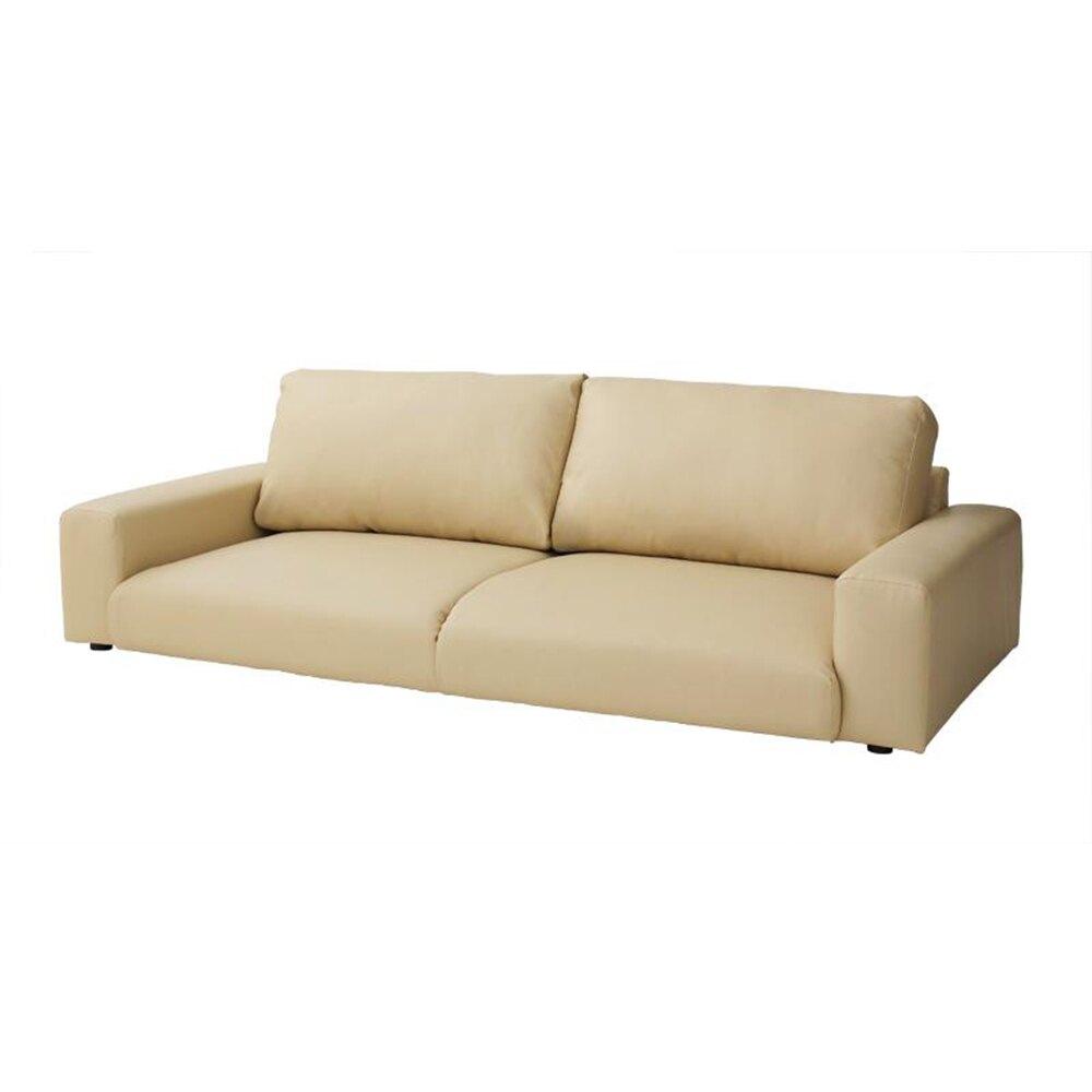 【dayneeds】【福利品】Lucy・落地式沙發・3人座沙發・日本設計【限到廠自取】