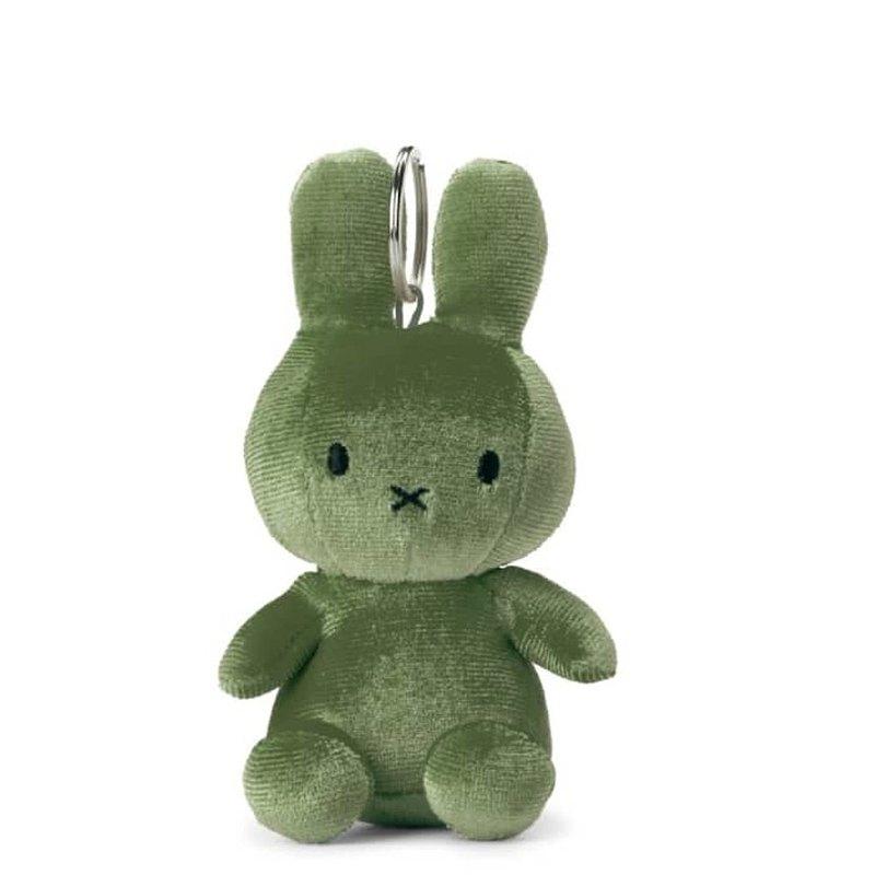 Miffy Velvet 絲絨鎖匙扣