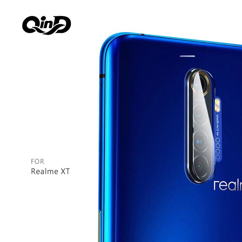 強尼拍賣~QinD Realme XT 鏡頭玻璃貼(兩片裝)