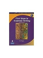 二手書博民逛書店《First Steps in Academic Writing