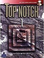 二手書博民逛書店《Top Notch (1) with Take-Home Su