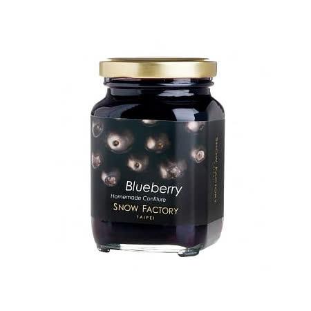 雪坊法式手工果醬-藍莓238g到貨效期約6-8天