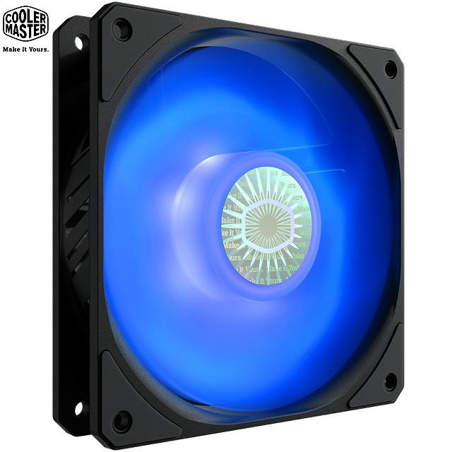 Cooler Master 酷碼 SickleFlow 120 Blue 藍光風扇