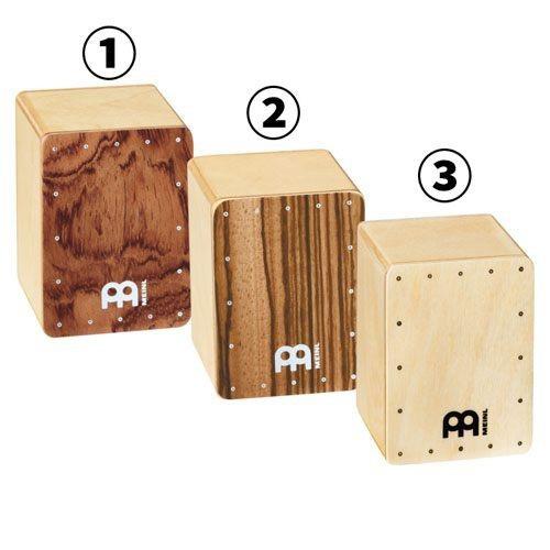 敦煌樂器meinl sh50 迷你木箱鼓造型沙鈴 (單顆)