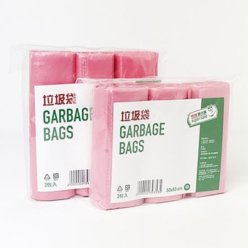 最划算環保垃圾袋-大(70*80cm*3入/組)【愛買】