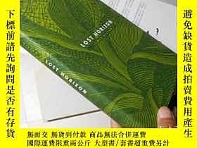 二手書博民逛書店Lost罕見Horizon 【大32開精裝 英文原版】Y1647