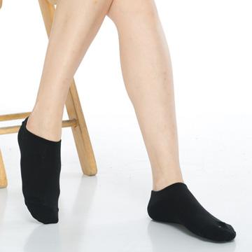 【KEROPPA】可諾帕網狀造型女船襪x4雙C97001黑色