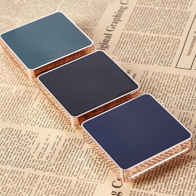 手工diy氣墊空盒子自制BB霜遮瑕粉底液帶粉撲海綿磁扣外殼替換裝