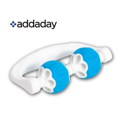 addaday 雙球按摩滾輪 凹凸滾輪設計 按摩滾輪(雙球) -快速到貨