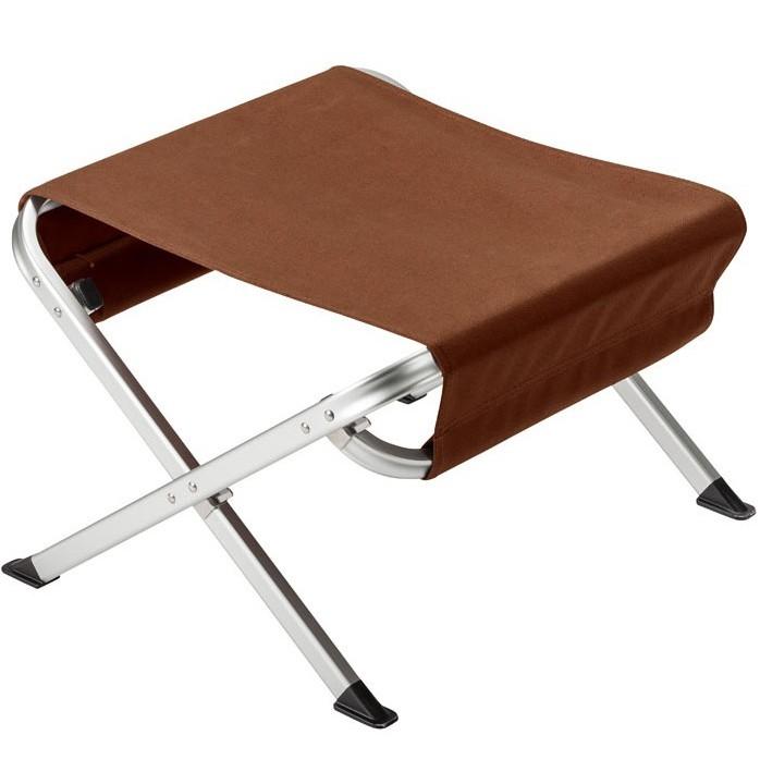 Snow Peak LV-103 耐熱摺疊矮腳凳 Low chair ottoman LV-103BR咖啡色 日本雪峰
