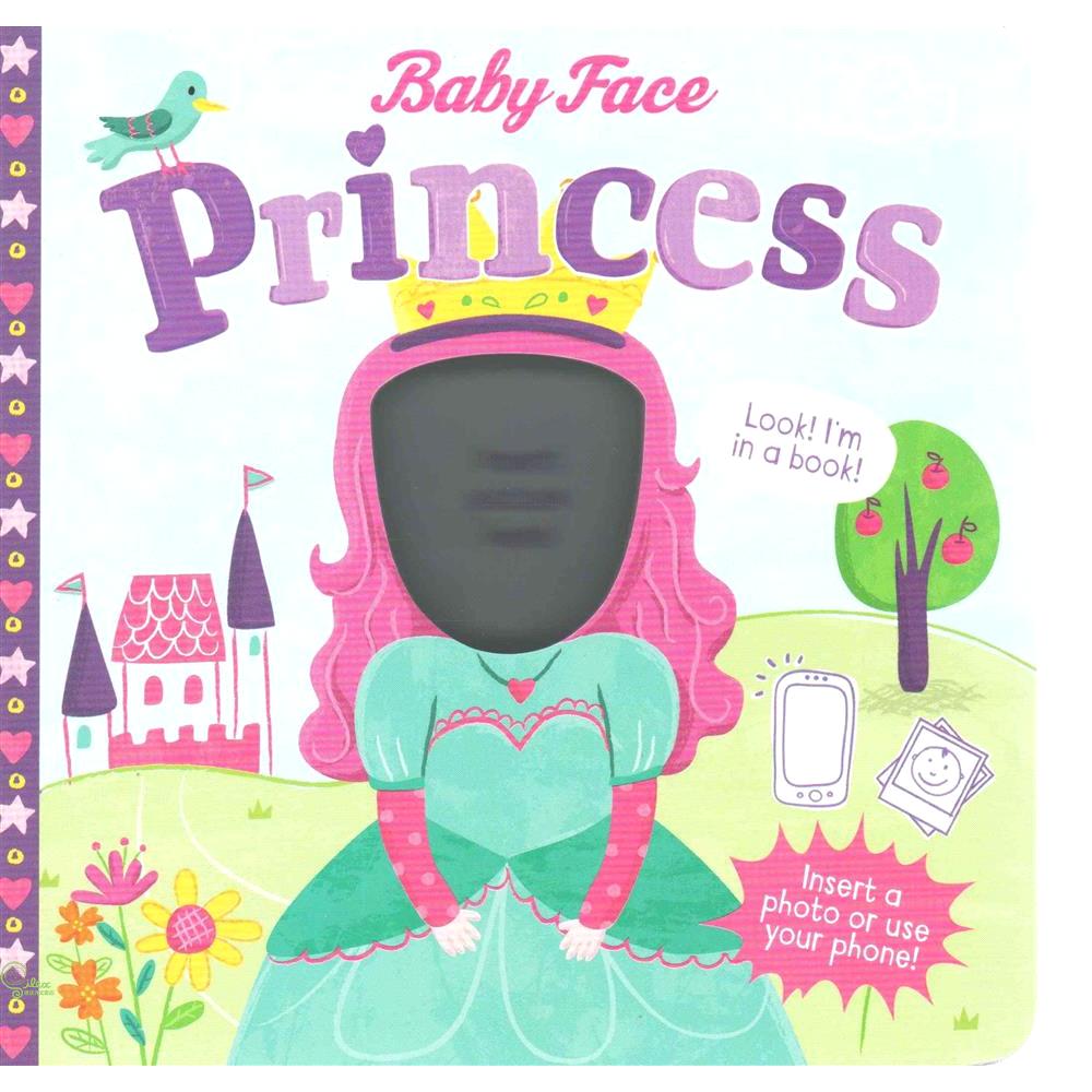 Princess【禮筑外文書店】(硬頁書)[5折]