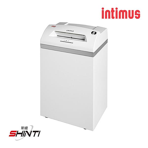 intimus 120CC3 德國專業短碎型A3電動碎紙機 可碎信用卡、CD、訂書針 另有120CC4