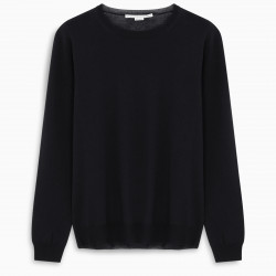 Stella McCartney Blue crewneck sweater