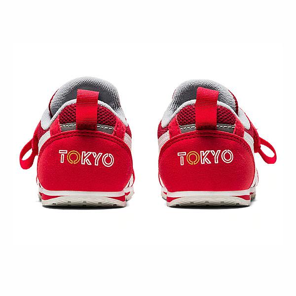 Asics Idaho Baby Op [1144A158-600] 小童鞋 運動 休閒 慢跑 透氣 舒適 亞瑟士 紅白