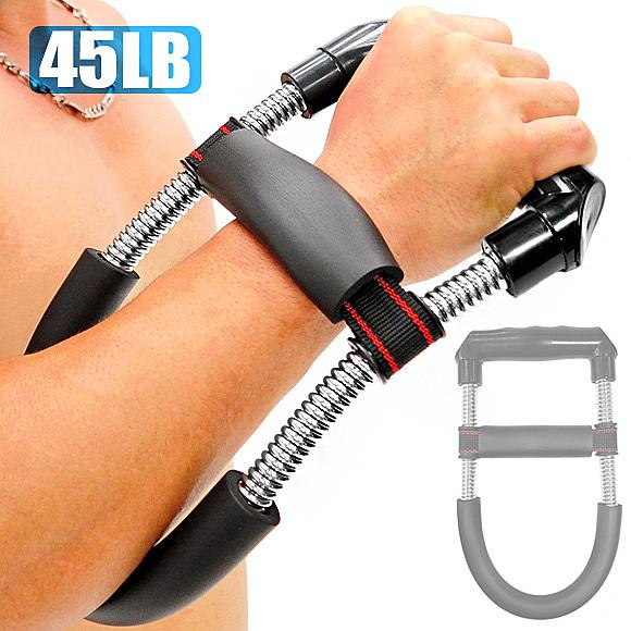 45LB腕力器阻力20KG手腕訓練器腕力訓練器.握力器臂力器舉重量訓練.運動健身器材.推薦哪裡買ptt