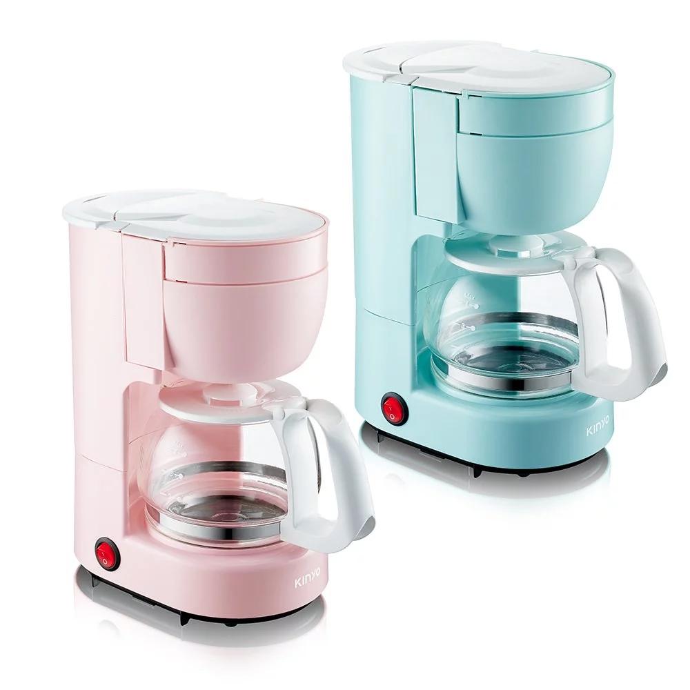【KINYO】四杯滴漏式咖啡機 CMH-7530