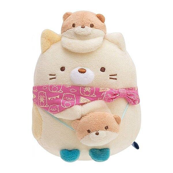 【角落生物 絨毛玩偶】角落生物 絨毛 玩偶娃娃 貓咪 露營 日本正版 該該貝比日本精品