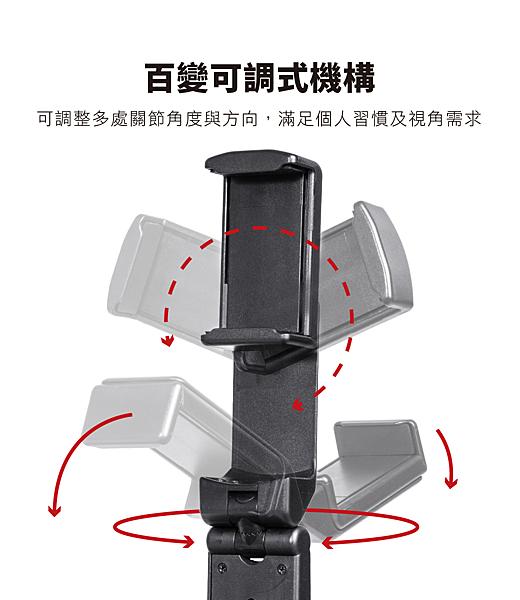 【peripower】MT-AM07 旅行用攜帶式手機固定座 旅行支架 固定架 隨身攜帶 手機架 支架