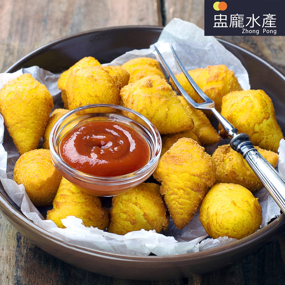 【盅龐水產】蠶寶寶薯球(橄欖薯球) - 重量500g/盒