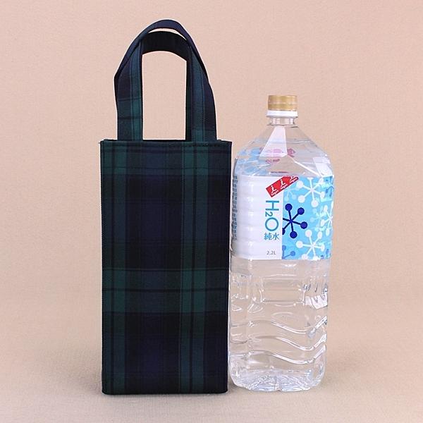雨朵防水包 U204-1001 2000 c.c 格紋中大方水壺袋