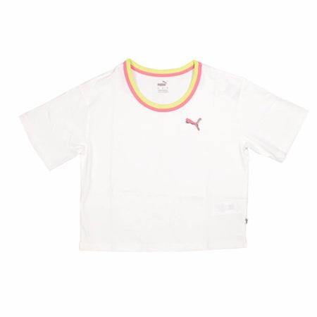 PUMA 女 CELEBRATION 短袖T - 58415902