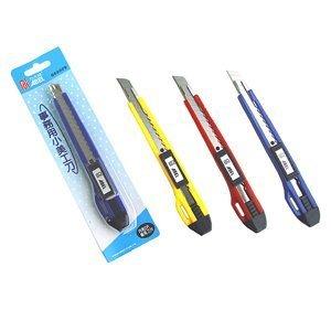 (含稅價)ABEL (66009) 事務用小美工刀 N50531